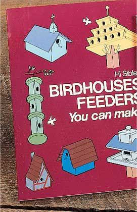 Birdhouses You Can Make